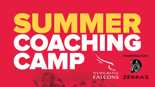 Newcastle Falcons Summer Camp
