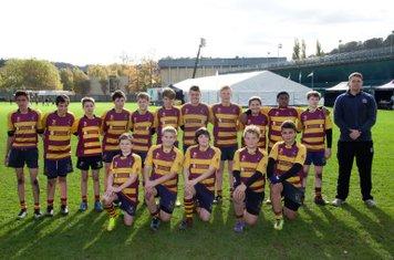 Ipswich YM U14's - Community Coaching - Recreation Ground Bath