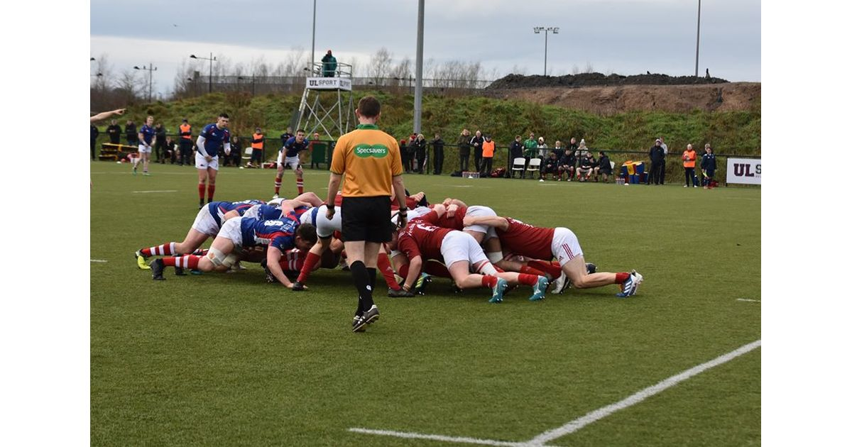 Match Report: Sundays Well 7 - 34 Cashel Rugby Club: 2nd XV