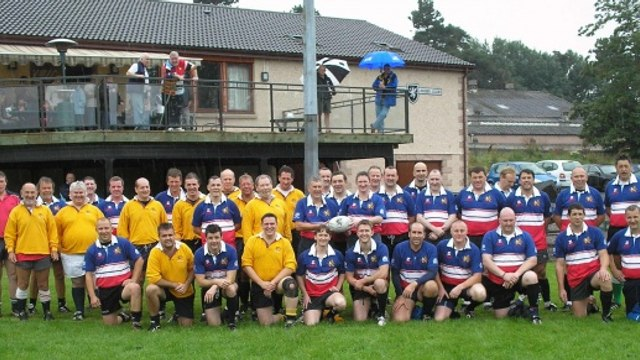 Gryphons (Over 35s)