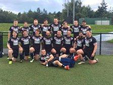 Silverbacks crowned Scottish Champions