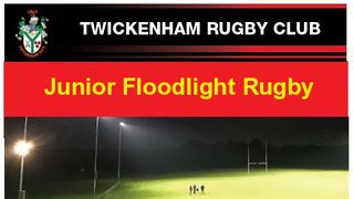 Junior Floodlight Rugby 2019 @ TRFC