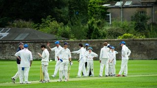 Edinburgh South 3rd XI v Glenrothes CC 4th XI