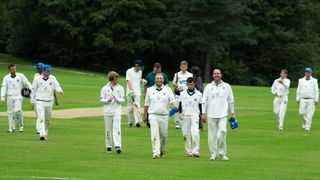 GCC Sunday XI v Broomhall - 18.08.13