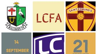 LIVERPOOL COUNTY FA - CUP DRAWS ANNOUNCED