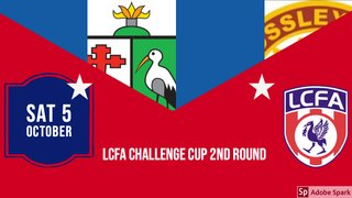 It's Mossley Hill Athletic in the LCFA Challenge Cup