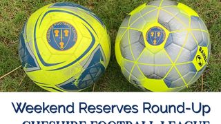 Cheshire Football League Round-Up Saturday 12 October 2019