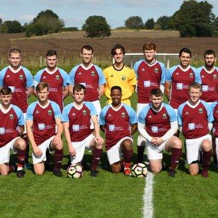 Billinge Fc v Ryalands FC