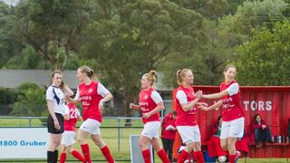 Women Reserves - State League 1