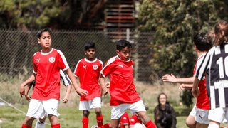 Training information - Boys U8 to U12 teams