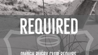 Omagh Rugby Require Caretaker / Cleaner