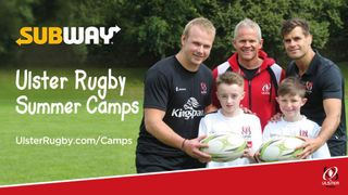 Ulster Rugby Summer Camp at Omagh RFC