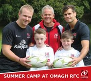 Ulster Rugby Summer Camp