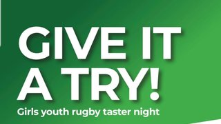 Ladies Youth - Give it a Try Night