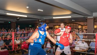 Fight Night Photos - Omagh Accies RFC vs Mountjoy FC