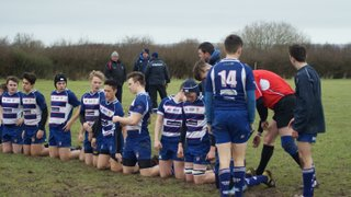 U16s Burnham-on-Sea v WsM 21.02.16