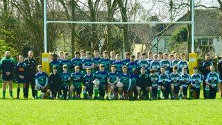 Bognor U16 Hampshire Final vs Havant RFC