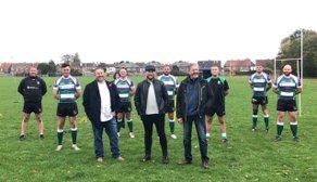 Return to Saturday Rugby at Bognor RFC
