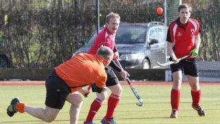 Mens IIIs vs St Albans 21st Feb 2015