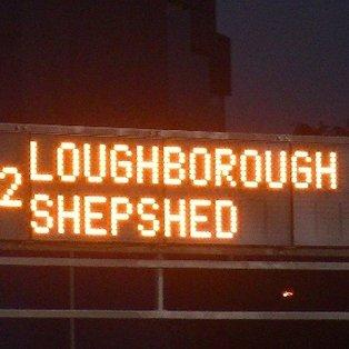 Loughborough University 2 Shepshed Dynamo 1