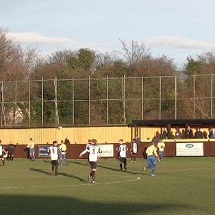 Continental Star 4 Shepshed Dynamo 1