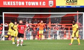 Ilkeston Town 3 Shepshed Dynamo 0