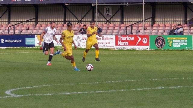 Cambridge City 3 Shepshed Dynamo 3