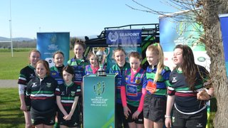 Seapoint Girls Women's Rugby World Cup Trophy
