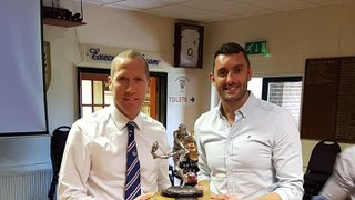 The Ray Monelle Trophy For Outstanding Contribution To Junior Rugby