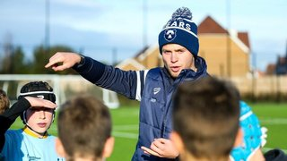 Bristol Bears Community Foundation Rugby Camp