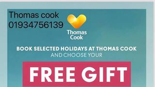Thomas Cook Offer