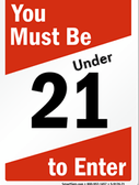 Apply for your Under 21 Memberships Now