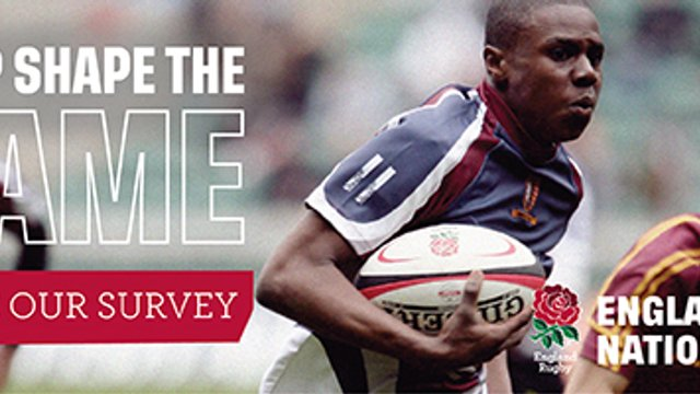 National Survey - Help Shape the Game