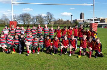 Under 12s 2014-15 - Lincoln home