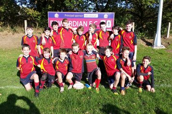 Under 13s 2015-16 - Old Eds away