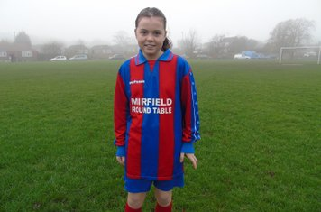 New player Keira Ross