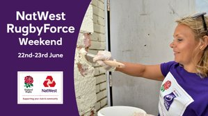 Natwest RugbyForce Day Saturday 22nd June