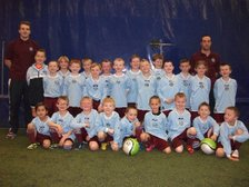 A great SSG programme for the under 8's