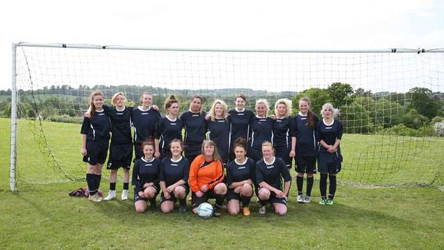 LFC Buxton win inaugural Derbyshire FA Ladies Plate in spectacular penalty shootout