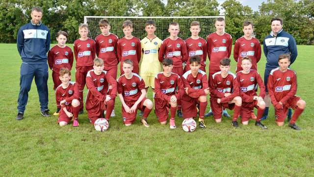 Greenisland FC 2003SBYL