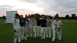 RCC U16s: Sons rise as the sun sets - season starts with traditional nail-biter!
