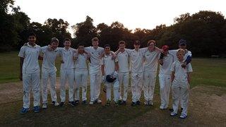RCC U16s: A midsummer night's dream - sort of!