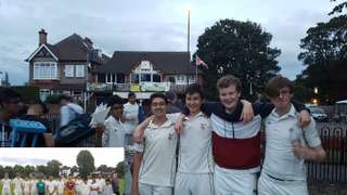 RCC U16s: A historic end to the season?!