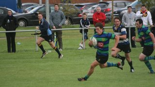 Seapoint v Wanderers 2009