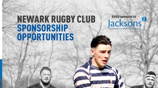 NEW SPONSORSHIP BROCHURE LAUNCHED!
