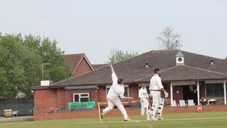 3rd Team v Sport Asia - 19th May 2013.