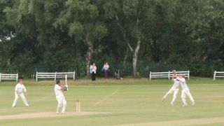 2nd Team v Porthill Park - 20th July 2013.