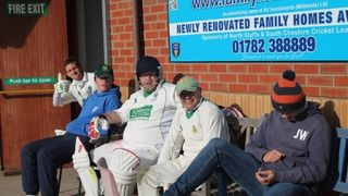 2nd Team v Audley - 31st August 2013