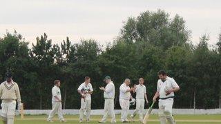 3rd Team v Hem Heath - 1st September 2013.