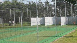 New Nets Facility.